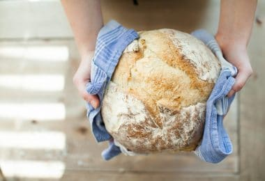 Comer menos pan