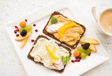 Desayunar fuerte