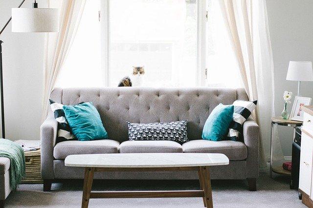 Redecorar el salón con un bajo presupuesto