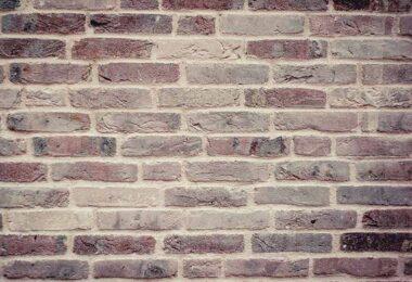 Decorar paredes con vinilo Estilo ladrillo