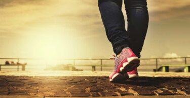 Power walking zapatillas